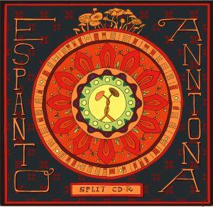 Split CD-R